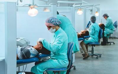Serviços de Odontologia são oferecidos de graça em Salvador
