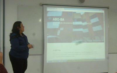 ABO-BA é tema de aula na Bahiana – Escola de Medicina e Saúde Pública