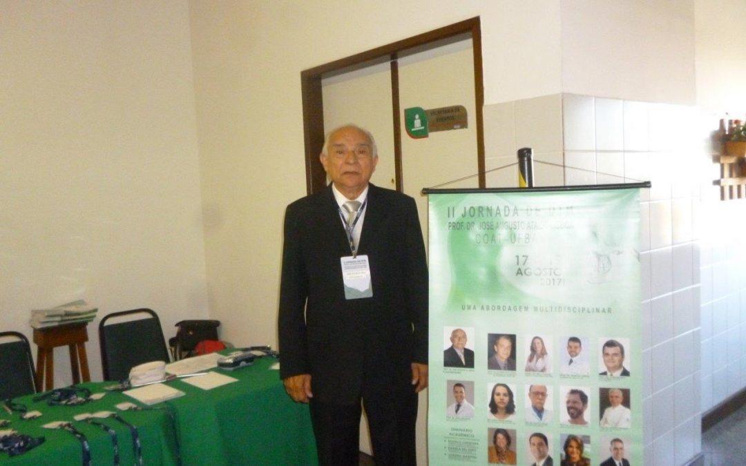 II Jornada de DTM Prof. Dr. José Augusto Ataíde Lisboa