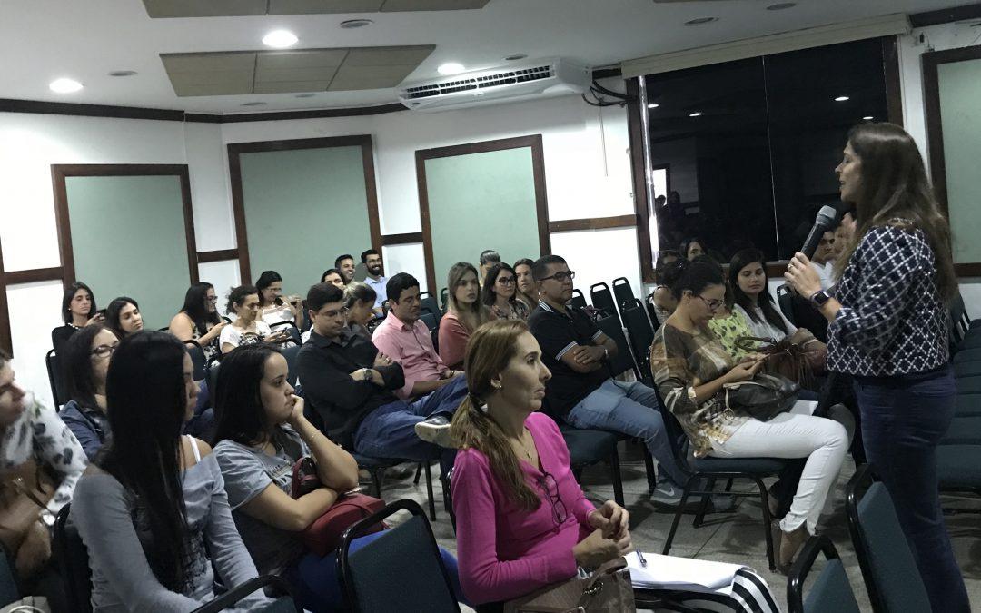 Atualização em Estética Odontológica – Prof. Paula Mathias | Sessão de Quarta