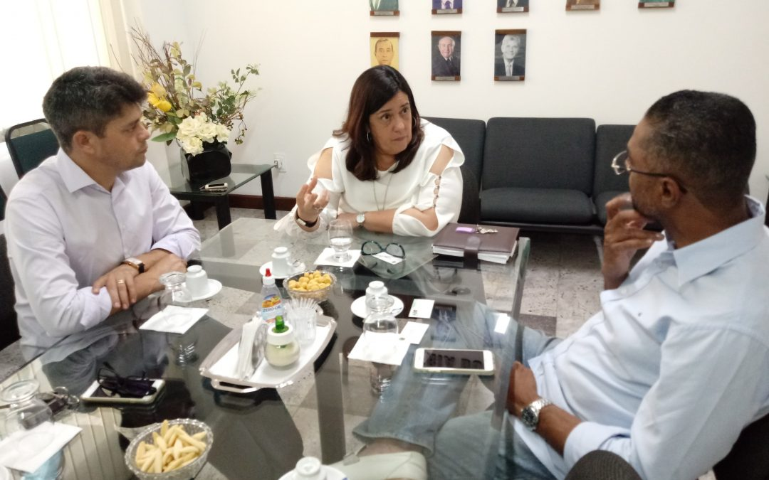 ABO-BA recepciona Vereador e Deputado Federal