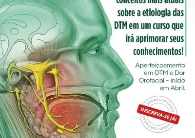 Aperfeiçoamento em DTM e Dor e Orofacial