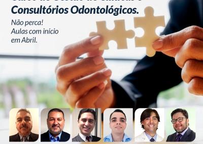 Gestão de Clínicas e Consultórios Odontológicos